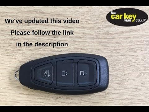 Key Battery Ford Prox Follow The Link To New Video