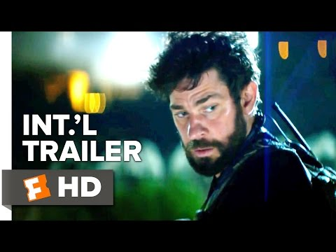 13 Hours: The Secret Soldiers of Benghazi Official International Trailer #1 (2016) - Movie HD