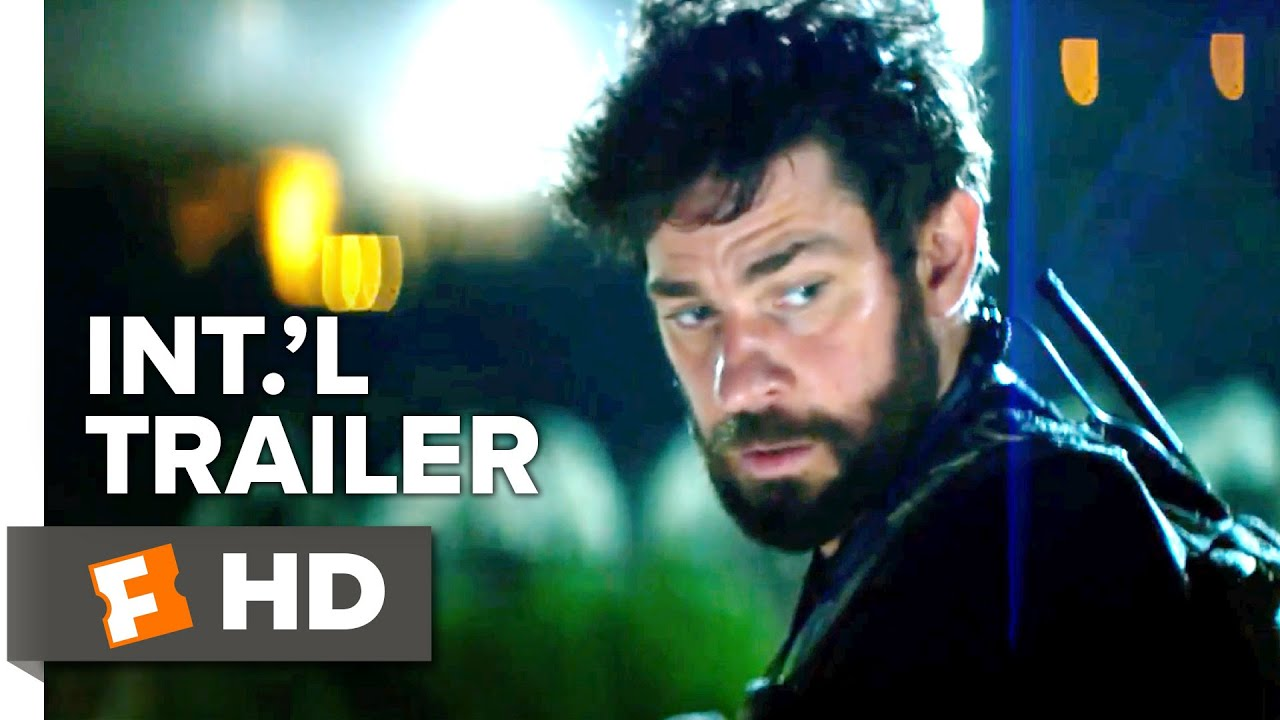 Download 13 Hours: The Secret Soldiers of Benghazi Official International Trailer #1 (2016) - Movie HD