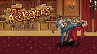 The Asskickers - Gameplay Trailer