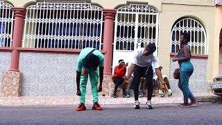 Medikal x Agbeshie WrowroHo Dance Video By YKD