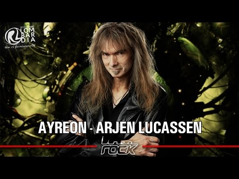 AYREON - Arjen Anthony Lucassen @Linea Rock 2017 by Barbara Caserta