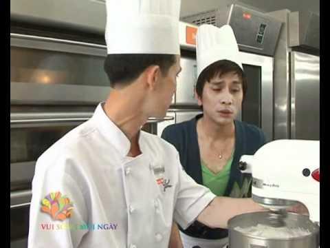 Làm bánh kiểu Ý - Vui Sống Mỗi Ngày [VTV3 - 19.06.2012]