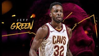 "Jeff Green || ""Yes Indeed""ᴴᴰ || NBA Career Highlights Mix"