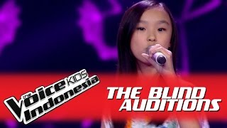 "Video Sandra ""Kau Adalah"" I The Blind Auditions I The Voice Kids Indonesia GlobalTV 2016 download MP3, 3GP, MP4, WEBM, AVI, FLV September 2018"