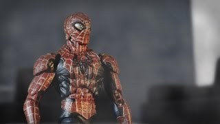 Stop Motion: Spider-Man - Bad Dream