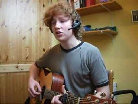 Jeff Buckley - Hallelujah (acoustic cover)