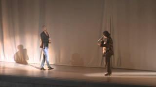 Renato Zero Feat. Biagio Antonacci - Dimmi chi dorme accanto a me @ Roma, Palalottomatica 9/05/13