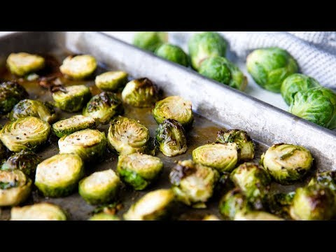 How To Make Honey Roasted Brussel Sprouts