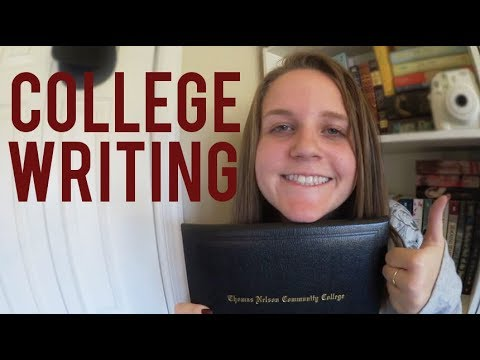 What College-Level Creative Writing Classes Taught Me