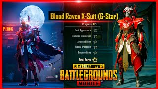 SEASON 18 BLOOD RAVEN X-SUIT IS NEXT LEVEL - ALL LEAKS ( PUBG MOBILE )