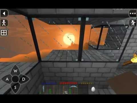 Survivalcraft 1.27.19 |Un noob en apuros | A lo Random