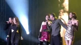 [Show Malaysia 2011] Michael Tse, Ron Ng, Kate Tsui, Myolie Wu, Fala Chen
