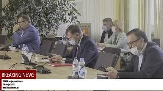 XXXIX Sesja Rady Powiatu Łaskiego (1)