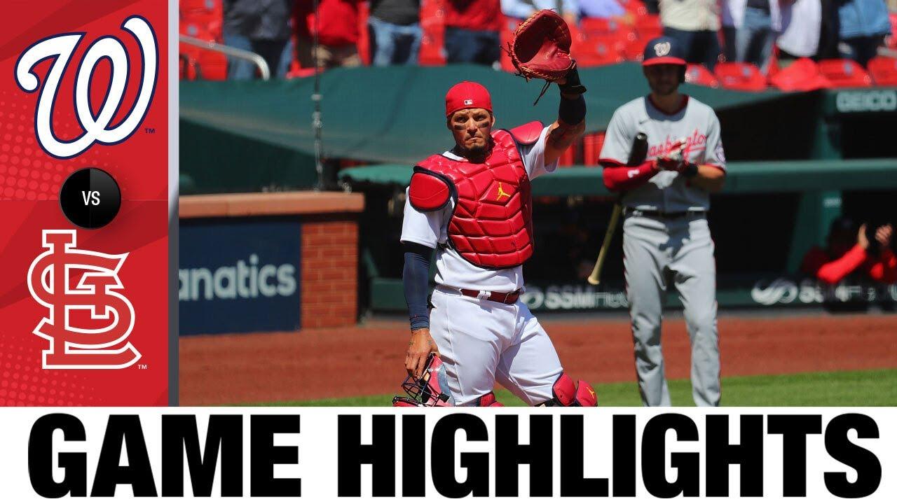 Download Nationals vs. Cardinals Game Highlights (4/14/21)   MLB Highlights