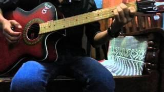 Guitar intro of tum todo na dil mera of *i movie*