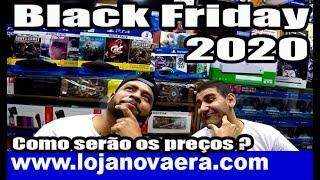 Black Friday 2020 , como serão os preços nesse ano,  será que vai baixar?? Loja games Santa Efigênia