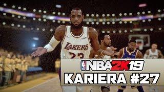Finały konferencji z Golden State Warriors! ► NBA 2K19 KARIERA #27