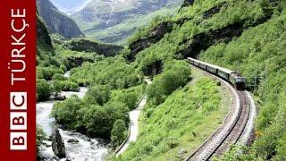 Dünyanın en güzel tren yolculuğu - BBC TÜRKÇE