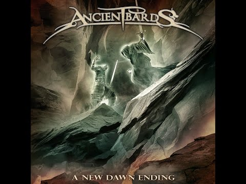 Ancient Bards - A New Dawn Ending (Limb Music) [Full Album]