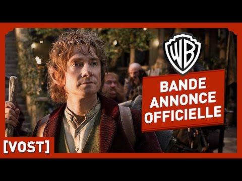 Le Hobbit : Un Voyage Inattendu - Bande Annonce Officielle (VOST) - Martin Freeman / Peter Jackson poster