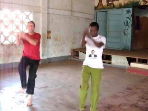 Dance lessons in Burkina Faso