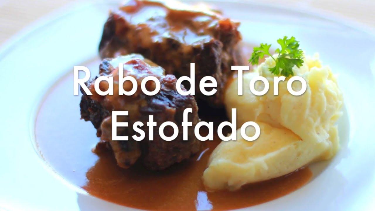 Rabo De Toro Recetas De Cocina | Rabo De Toro A La Cordobesa Olla Express O Rapida Recetas Para