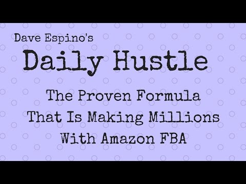 The Proven Private Label Formula That's Making Millions On Amazon FBA Jim Cockrum - Daily Hustle 65
