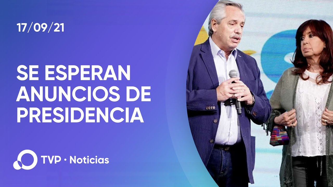 Download Crisis en el FdT: de la carta de Cristina a los cambios en el Gabinete