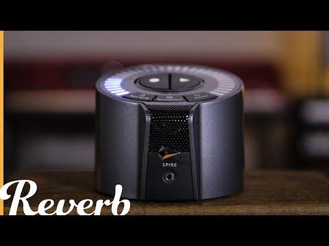 Izotope Spire Audio Interface | Reverb Demo