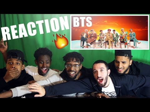 BTS 방탄소년단 'IDOL' Official MV REACTION/REVIEW *THEY KILLED IT*