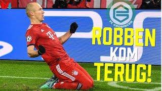 Robben is een Sieraad voor het Voetbal! We Moeten Hem Koesteren!