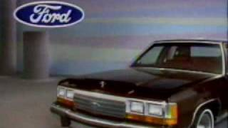 1990 Ford Crown Victoria Dealer Training Video