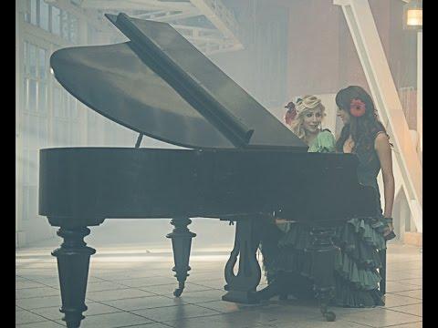 """Marija & Julijana: """"Malagueña Salerosa"""" Piano Cover"""