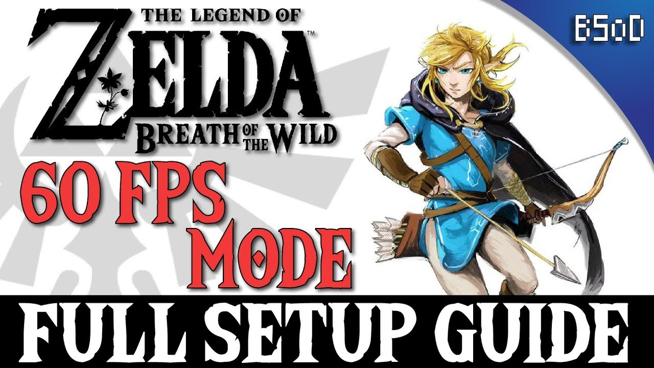 how to use cemu botw
