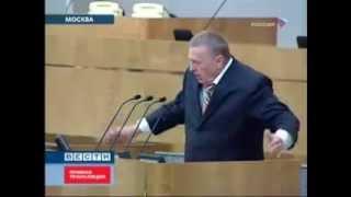Прикол в правительстве! Жириновский отжигает! Путин улыбается))) Смотри!