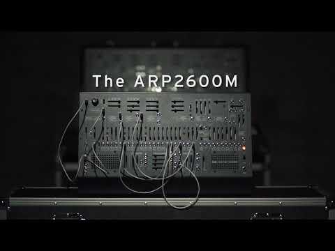 ARP2600M - A Legend, Reborn