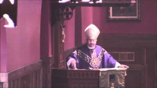 Msgr. Keith Newton's Homily