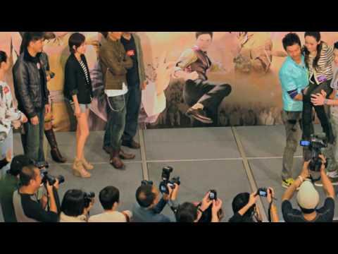 鐵馬尋橋 28 MAR 2010 宣傳活動﹣遊戲2的首部分