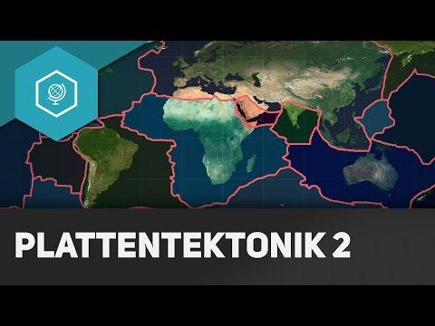Plattentektonik 2: Arten Der Plattenverschiebung - Plattentektonik & Vulkane 6