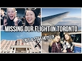 I CAN'T BELIEVE WE MISSED OUR FLIGHT! LAST USA VLOG #8