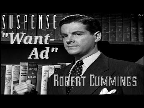 ROBERT CUMMINGS Answers the Wrong