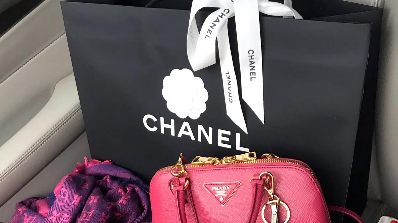 d94ea0a822e7a1 ✨ Chanel unboxing 2019 ✨ - YouTube
