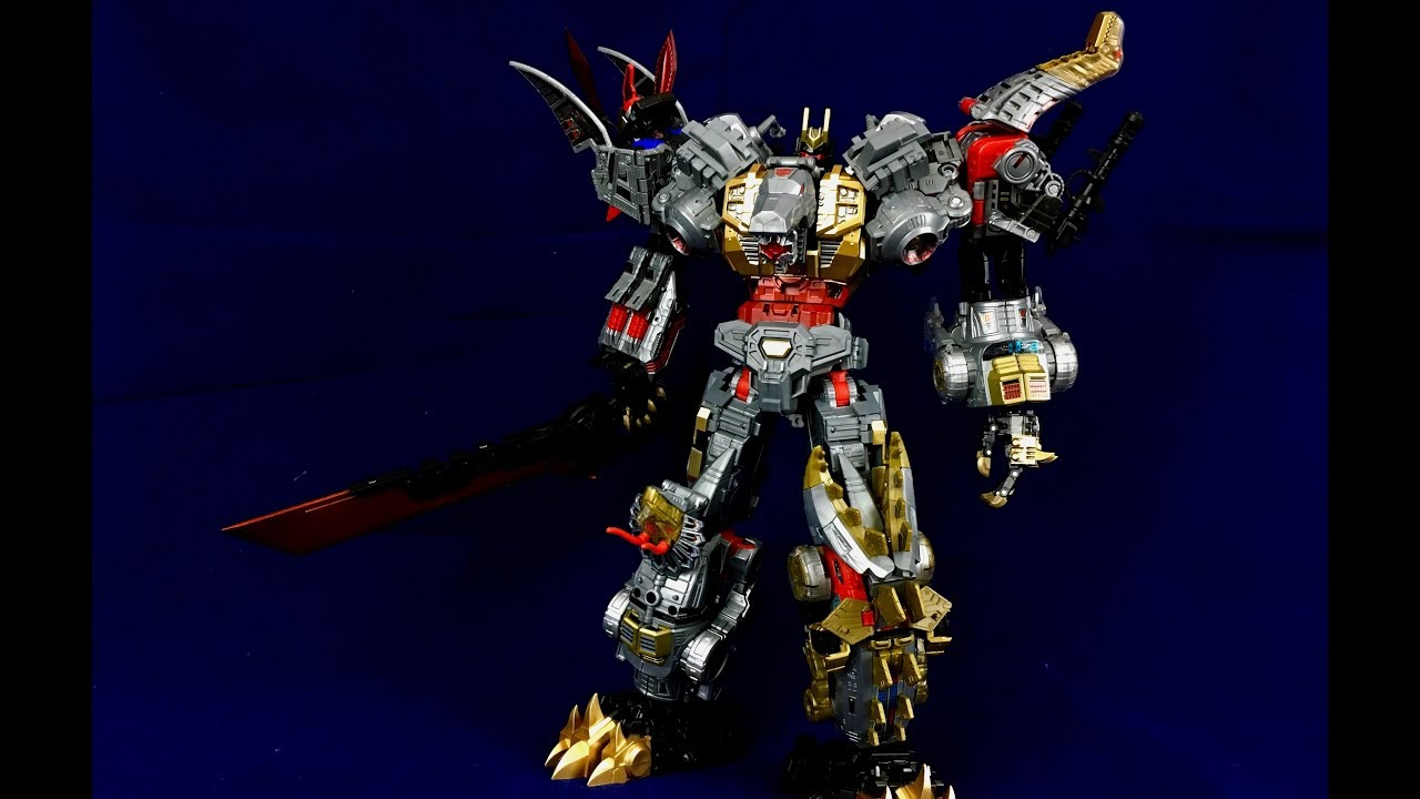 Transformers TDW-06 TCW-06 Upgrade Set for Dinobots New