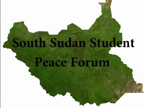 South Sudan // Peace Workshop for South Sudanese students