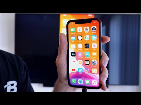 How to Connect iPhone to TV Screen Mirror