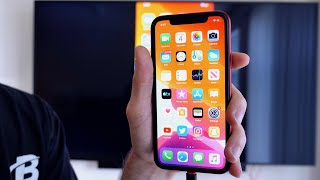 How to Connect iPhone to TV + Screen Mirror! (2019)
