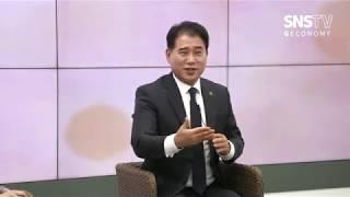 [ SNS TV ]  기업대담 - 골프 문화레저시장의 …
