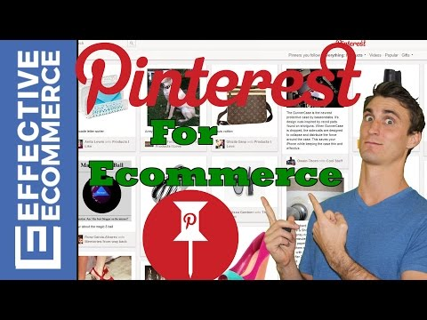 Advertising on Pinterest For Your Ecommerce Business