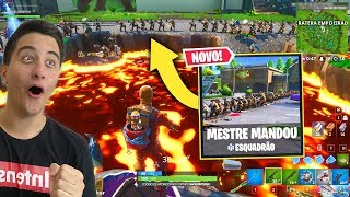 Leaked! New Master mode sent at Fortnite (Valendo VBucks!)